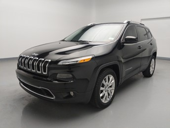 2015 Jeep Cherokee Limited - 1040207069