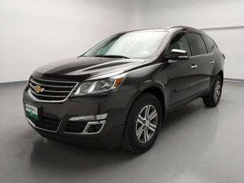 2015 Chevrolet Traverse LT - 1040207080