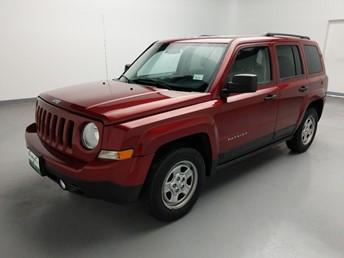 2013 Jeep Patriot Sport - 1040207128