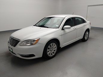 2014 Chrysler 200 LX - 1040207148