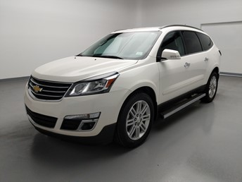 2015 Chevrolet Traverse LT - 1040207222