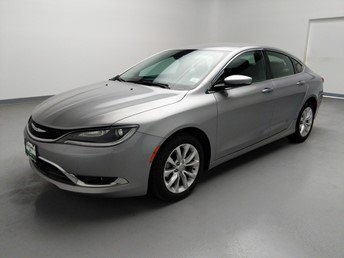 2015 Chrysler 200 200C - 1040207331