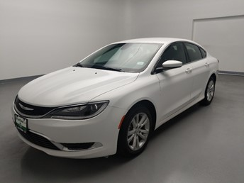 2016 Chrysler 200 Limited - 1040207426