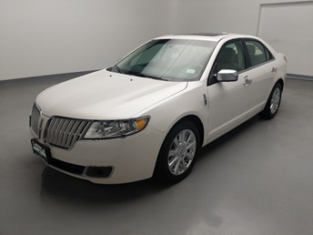 2011 Lincoln MKZ  - 1040207477