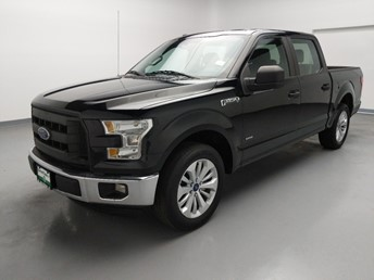 2016 Ford F-150 SuperCrew Cab XL 6.5 ft - 1040207702
