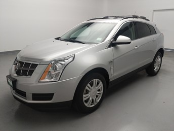 2010 Cadillac SRX  - 1040207729