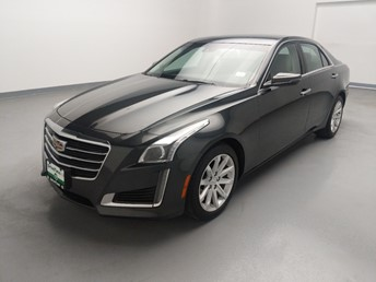 2015 Cadillac CTS 2.0 Luxury Collection - 1040207857