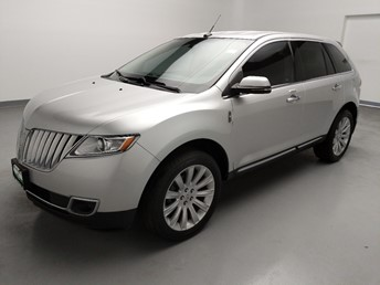 2013 Lincoln MKX  - 1040207877