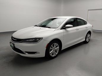 2015 Chrysler 200 Limited - 1040207941