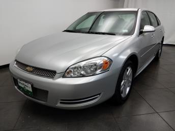 Used 2013 Chevrolet Impala