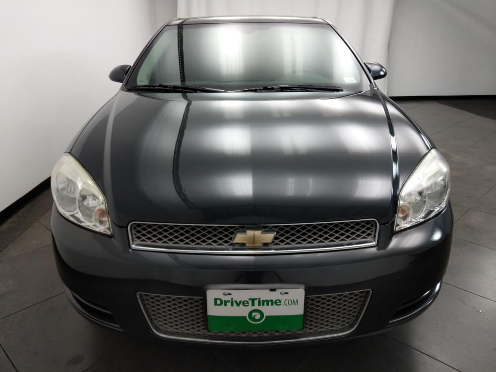 2013 Chevrolet Impala LT - 1050132465