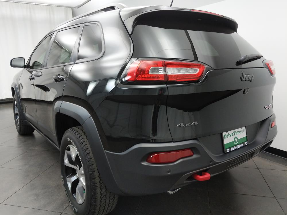 2015 Jeep Cherokee Trailhawk - 1050135619