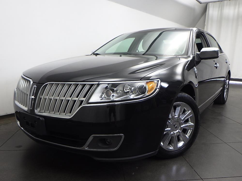 2012 Lincoln MKZ  - 1050135753