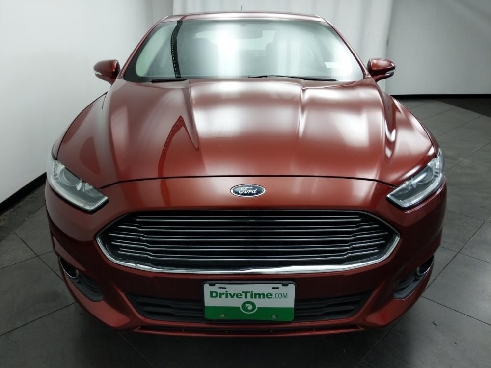 2014 Ford Fusion SE - 1050137129
