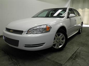 2012 Chevrolet Impala - 1050137315