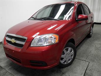 2010 Chevrolet Aveo - 1050137724