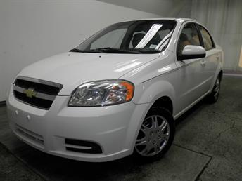 2010 Chevrolet Aveo - 1050137994