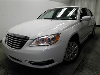 2014 Chrysler 200 - 1050138115