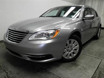 2014 Chrysler 200 - 1050138117