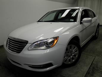 2014 Chrysler 200 - 1050138118