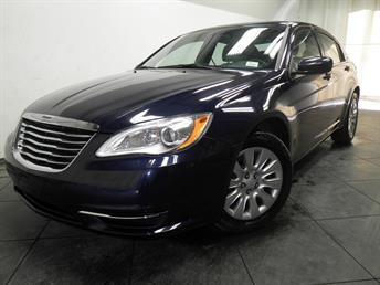 2014 Chrysler 200 - 1050138386