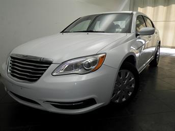 2014 Chrysler 200 - 1050138820