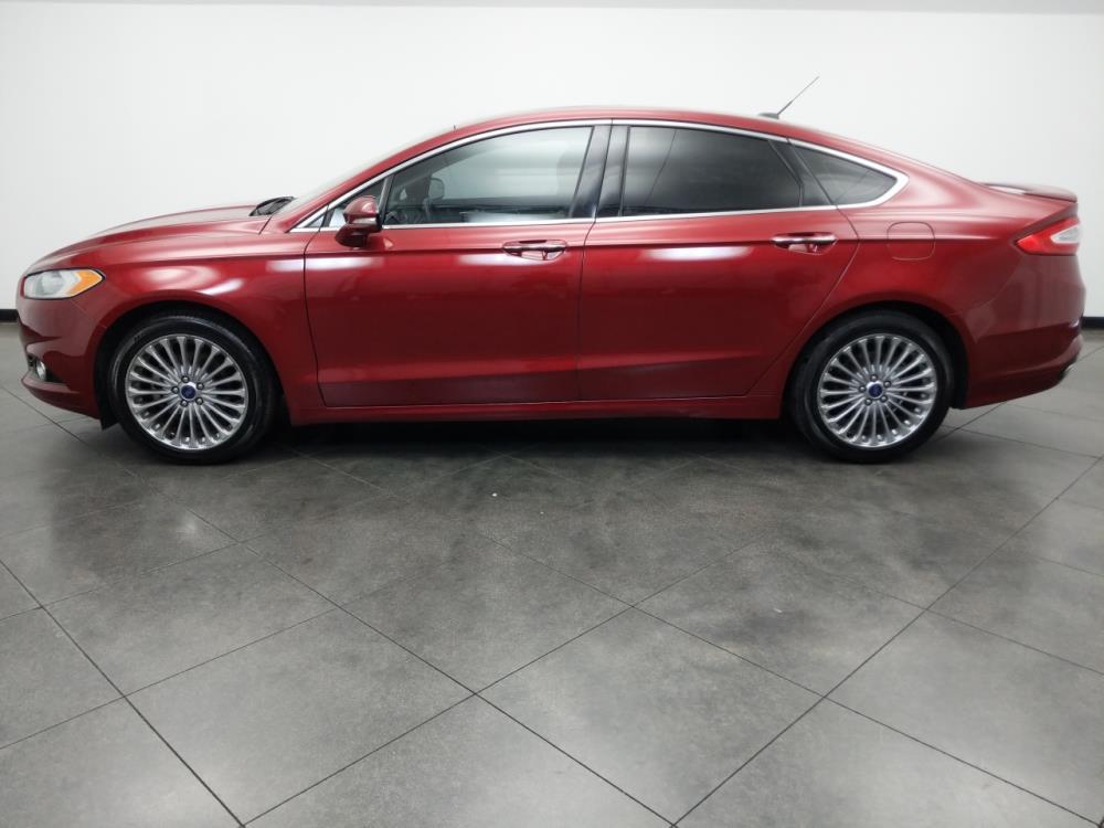 2015 Ford Fusion Titanium - 1050138841