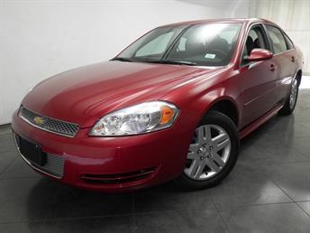 2014 Chevrolet Impala Limited - 1050139266