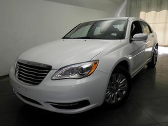 2014 Chrysler 200 - 1050139373