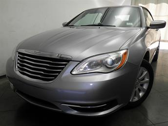 2014 Chrysler 200 Convertible - 1050139639