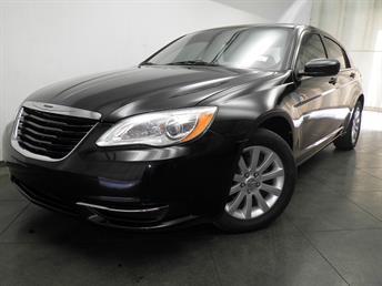 2011 Chrysler 200 - 1050140137