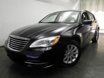 2012 Chrysler 200 - 1050140780