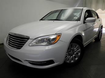 2012 Chrysler 200 - 1050140918