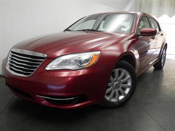 2012 Chrysler 200 - 1050140964