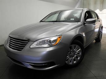 2014 Chrysler 200 - 1050141121