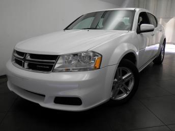 2012 Dodge Avenger - 1050141131