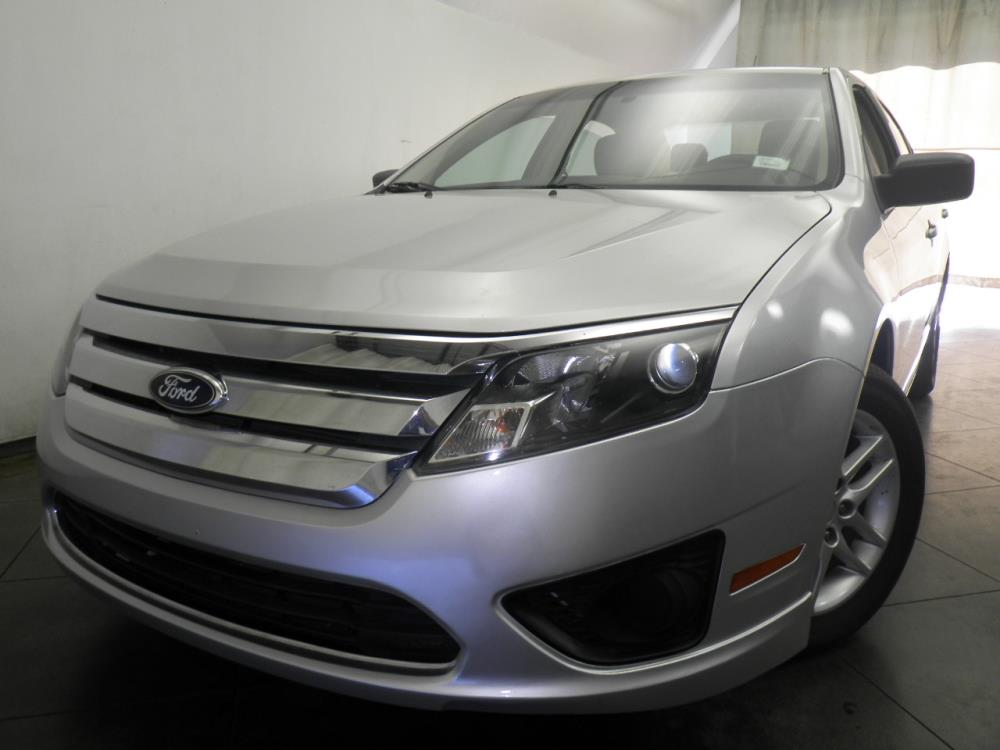 2012 Ford Fusion - 1050141410