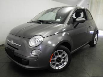 2012 FIAT 500 - 1050142061