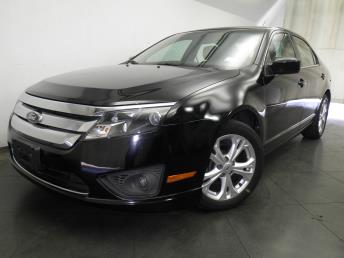 2012 Ford Fusion - 1050142079