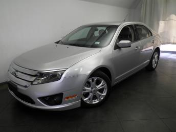 2012 Ford Fusion - 1050142205