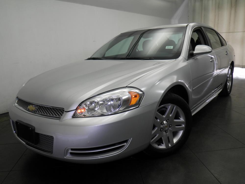 2012 Chevrolet Impala - 1050142226