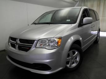 2012 Dodge Grand Caravan - 1050142253