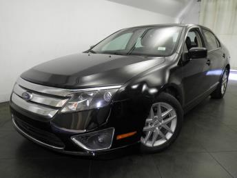 2011 Ford Fusion - 1050142349