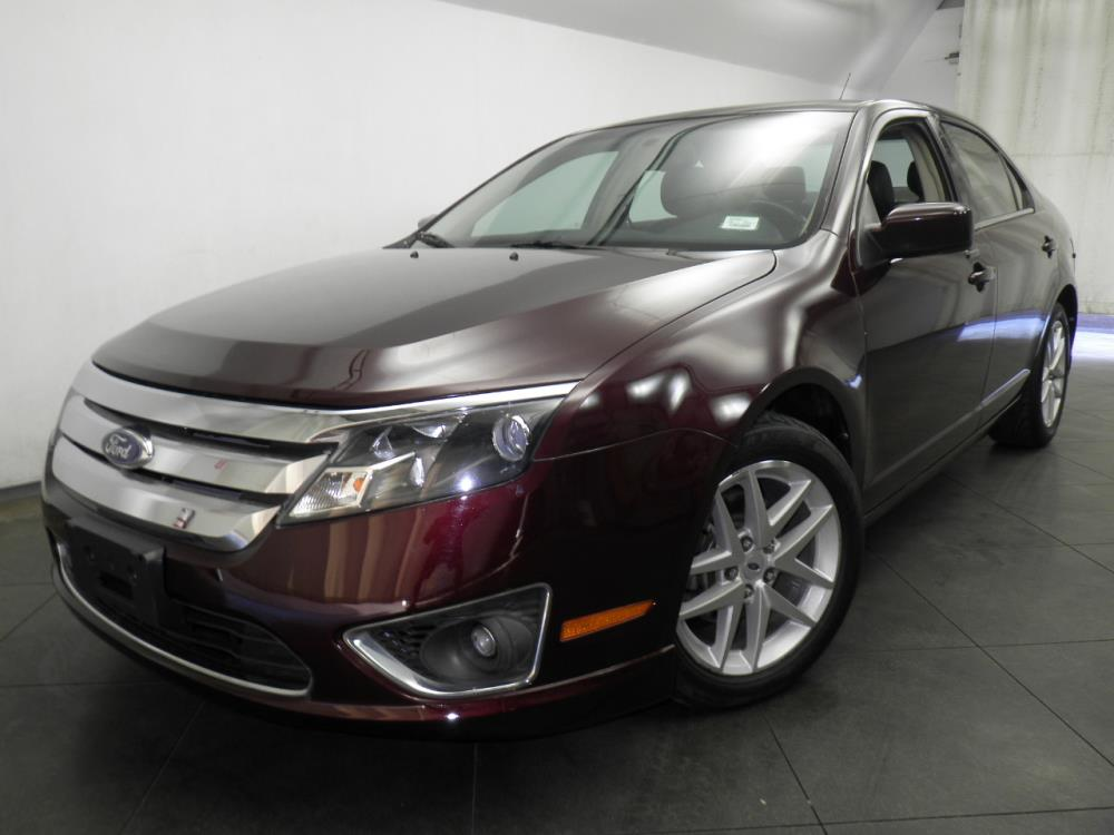 2011 Ford Fusion - 1050142528