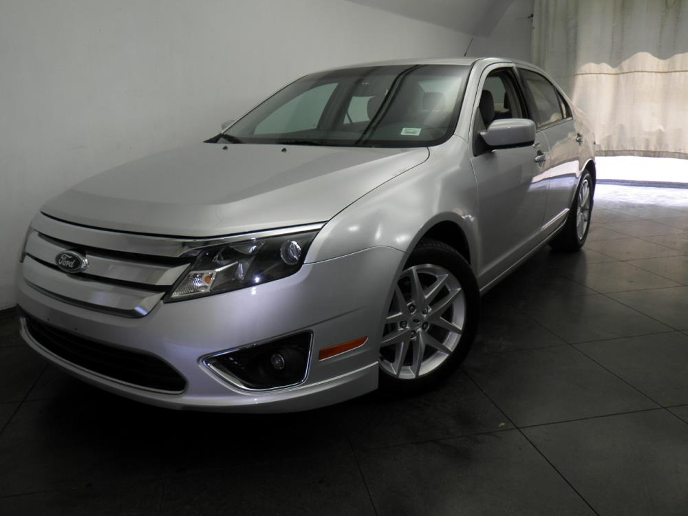 2012 Ford Fusion - 1050142541