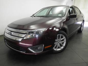 2012 Ford Fusion - 1050142594