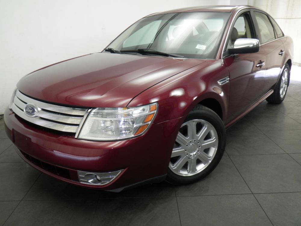 2008 Ford Taurus - 1050142705