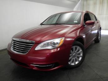2013 Chrysler 200 - 1050142731