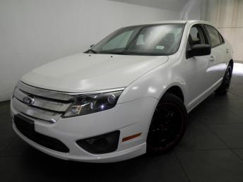 2012 Ford Fusion - 1050142783