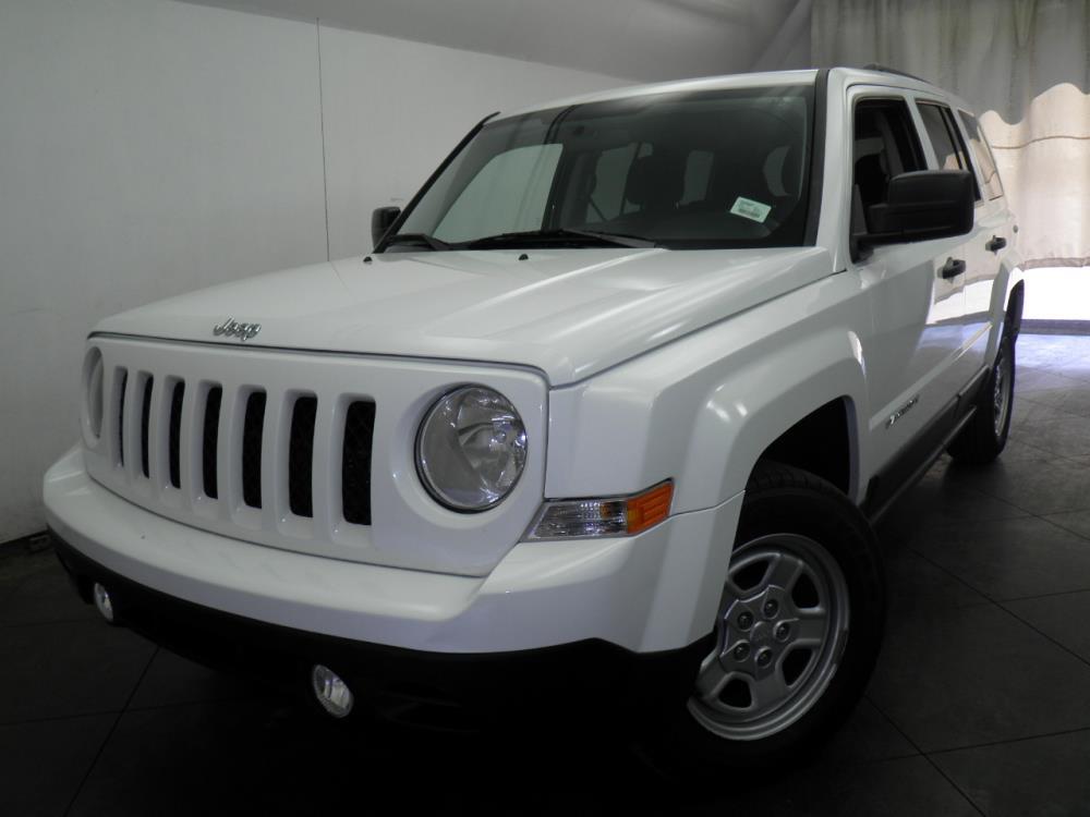 2011 Jeep Patriot - 1050142801